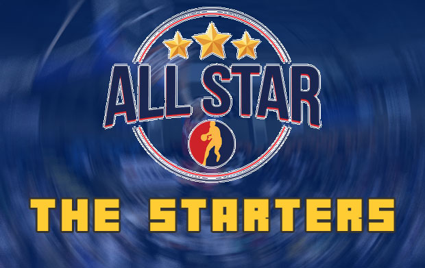 2019 PBA All-Stars Lineup - The Starters