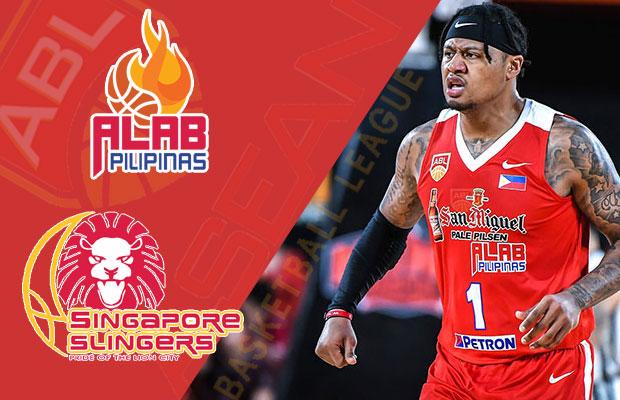 Alab Pilipinas vs Singapore Slingers | March 3, 2019 | Elimination Round | ABL Livestream