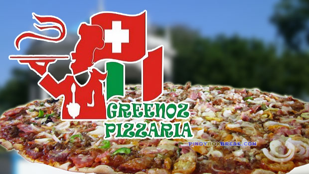 List of Greenoz Pizzaria Delivery - Bacolod City