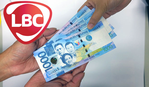 List Of LBC Instant Peso Padala Rates 2019