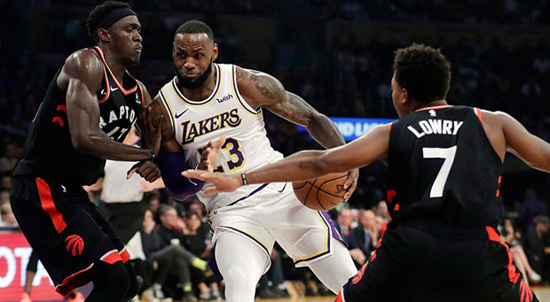 Los Angeles Lakers vs Toronto Raptors | NBA Live Score And Result | March 15, 2019