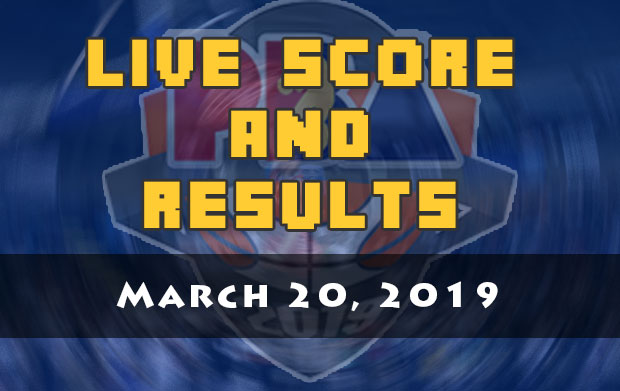 PBA Live Score And Result: March 20, 2019