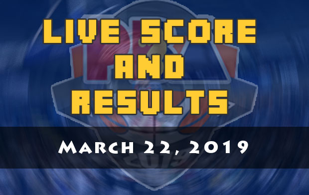 PBA Live Score And Result: March 22, 2019