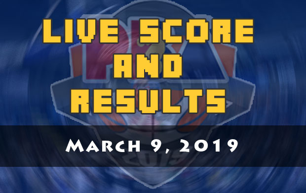 PBA Live Score And Result: March 9, 2019