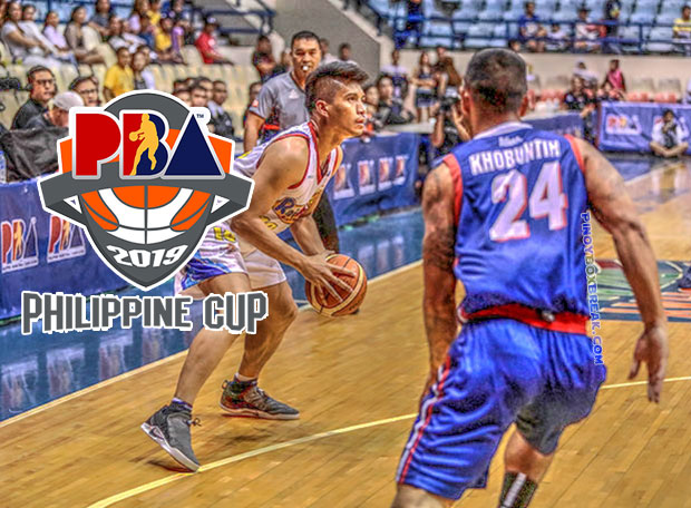 Rain or Shine (ROS) vs Columbian Dyip | March 6, 2019 | PBA Livestream - 2019 PBA Philippine Cup