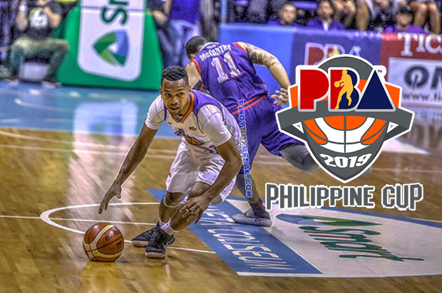 Talk 'N Text KaTropa (TNT) vs Columbian Dyip | March 22, 2019 | PBA Livestream - 2019 PBA Philippine Cup