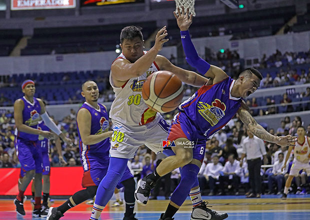 Rain Or Shine Outplays Magnolia In Semis Opener