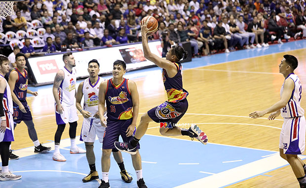Rain Or Shine Takes A Commanding 2-0 Series Lead Over The Hotshots