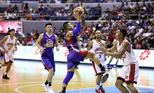 Hotshots Dismantled Gin Kings In Manila Clasico Game 2 Quarterfinals