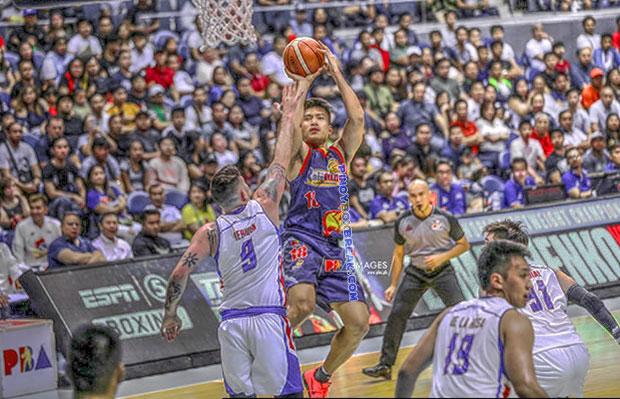 Magnolia vs Rain or Shine (ROS) Game 3   April 16, 2019   PBA Livestream - 2019 PBA Philippine Cup Semi-Finals