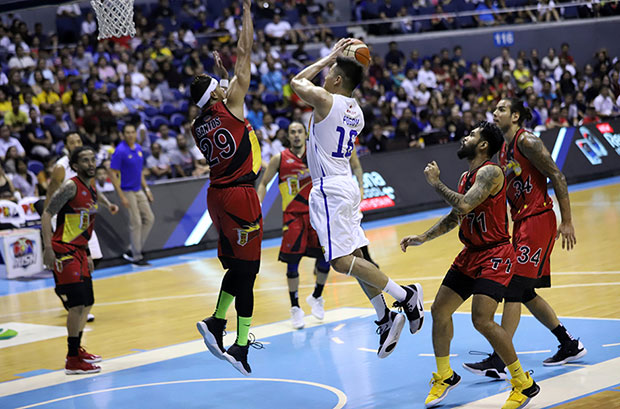 Talk 'N Text Forces Do-Or-Die Game Against The Beermen