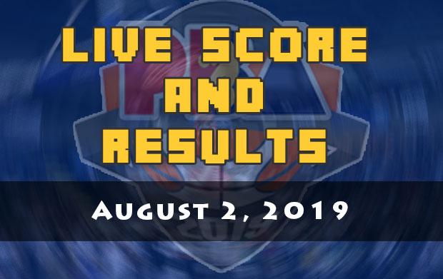 PBA Live Score And Result: August 2, 2019 | PinoyBoxBreak