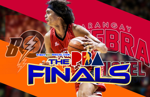 Japeth Aguilar Named As The 2019 PBA Governors' Cup Finals MVP