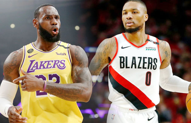 Los Angeles Lakers Vs Portland Trail Blazers Game 3 August 23 2020 Nba Live Scores And Updates Pinoyboxbreak