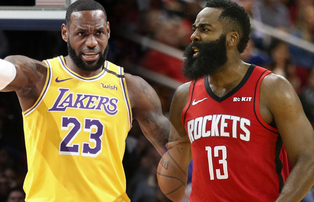 Lakers Vs Rockets | August 7, 2020 | NBA Live Scores And Updates
