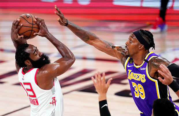 Highlights: Lakers Vs Rockets Game 1 | Western Conference ...