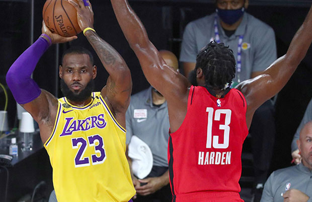 Highlights: Lakers Vs Rockets Game 4 | Western Conference ...