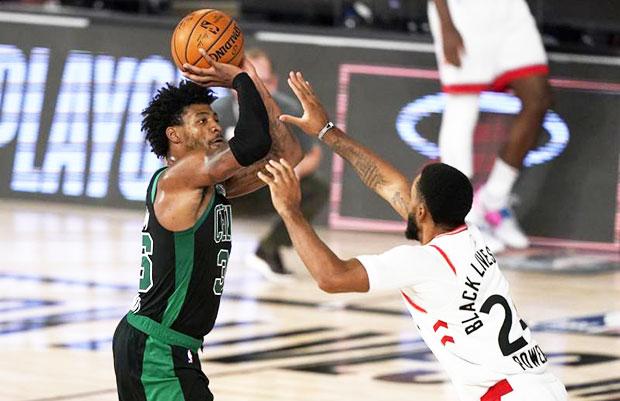 Nba Highlights Celtics Vs Raptors Game 2 September 2 2020 Pinoyboxbreak